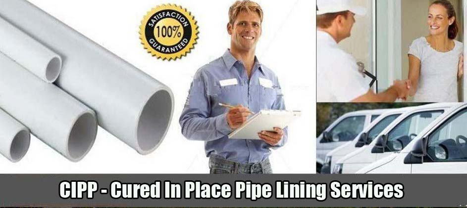 Feltners Sewer & Drain Service CIPP Cured In Place Pipe